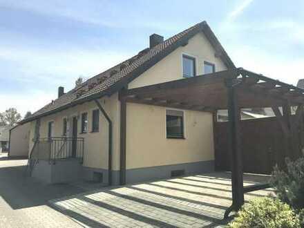 sehr gepflegtes Wohnhaus in ruhiger Lage von Schnaittenbach