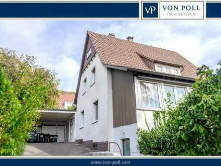 Bielefeld-Brackwede: Familienfreundliches, großzügiges Eigenheim in exklusiver Südhanglage!