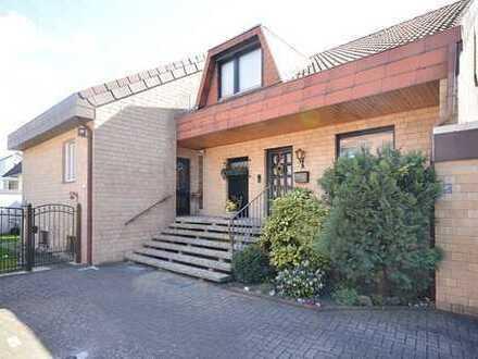 Hemmingen Westerfeld: Sonnige Doppelhaushälfte mit Garten, Vollkeller und Garage in ruhiger Lage