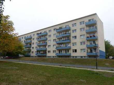 Vermietete Wohnung im Hochparterre
