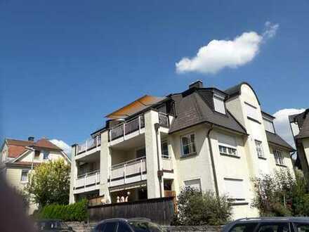 Schöne, geräumige zwei Zimmer Wohnung in Hof (Kreis), Bad Steben