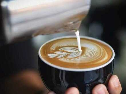 Einkaufen und dann einen guten Kaffee