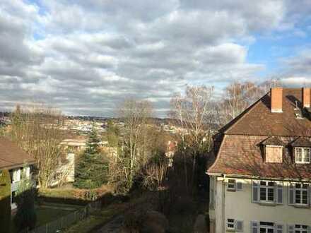 Vollständig renovierte 3-Zimmer-Wohnung mit Balkon und EBK in Pforzheim