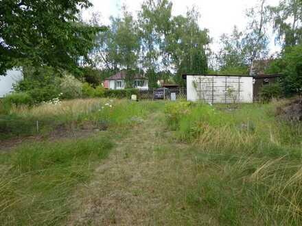 kleines Baugrundstück in Erkner