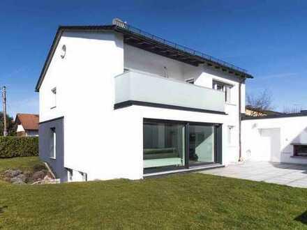 HERZLICH WILLKOMMEN! Modernes familienfreundliches Einfamilienhaus mit zwei Büros/ELW, Germering