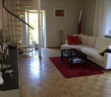 Schöne, helle 2-Zimmer-Maisonette-Wohnung in Hannover-Kleefeld