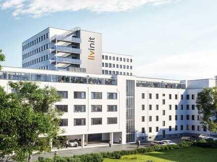 Barrierefreies Apartment mit Terrasse im Zentrum der Stadt - Ideales Investment