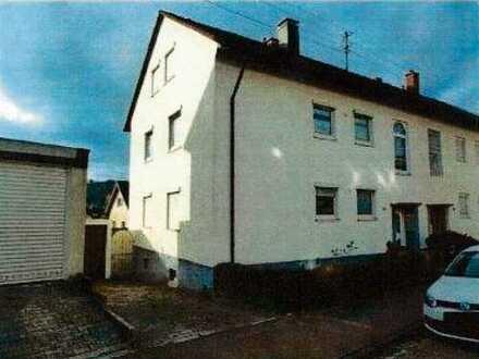 2-Familien-Doppelhaushälfte in Schwäbisch Gmünd