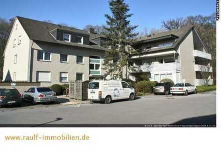 Gepflegte 2-Zimmer-Wohnung mit Garage in sehr schöner Wohnlage