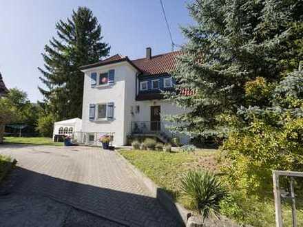 Tolles Grundstück bebaut mit zwei Wohnimmobilien!