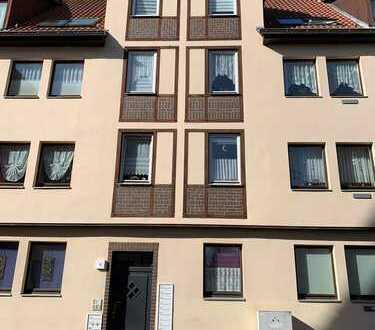 2-Raum-Wohnung mit Balkon zu vermieten im 1. OG