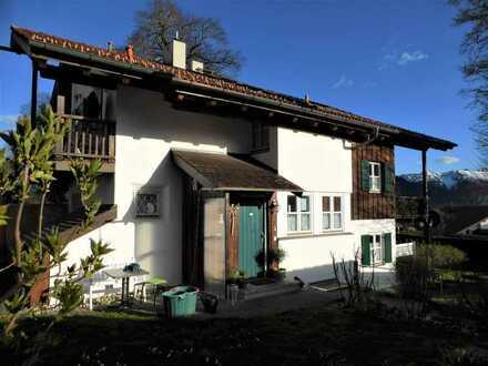 Doppelhaushälfte im Tausch gg. 3-Zimmer-ETW in Murnau