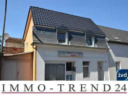 ***Renovierungsbedürftiges Einfamilienhaus mit Gewerbeeinheit in Bonn***