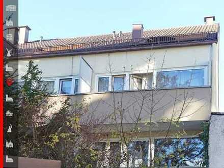 Solide Kapitalanlage! Nettes Appartement in ruhiger Wohnlage im Hinterhaus mit schönem Ausblick