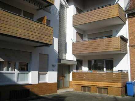 Modernisierte 3-Zimmer-Wohnung mit Balkon in Mühlheim am Main