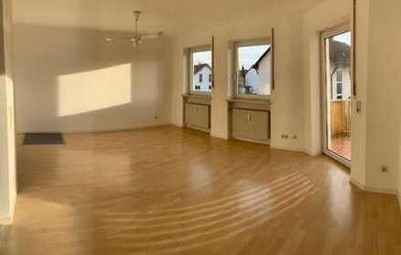 Gepflegte 3-Zimmer-Wohnung mit Balkon und Garage in Lauingen (Donau)