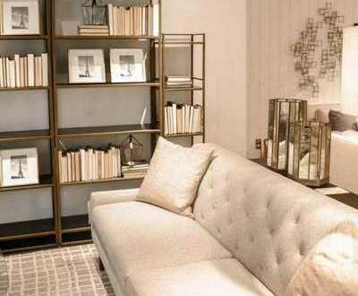 Vermietet! Exklusive, gepflegte 2-Zimmer-Maisonette-Wohnung mit Balkon in Puchheim