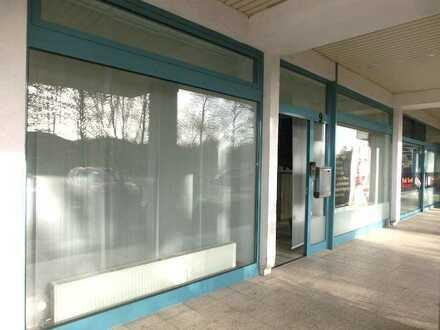 Gewerbefläche geteilt auf zwei Flächen mit zwei Eingängen und zwei Schaufenstern! Sofort frei!!!