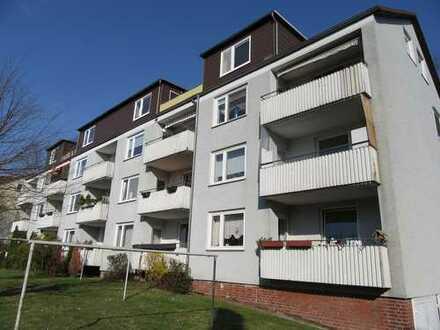 Attraktive 2-Zimmer-Wohnung mit Balkon und EP in Braunschweig