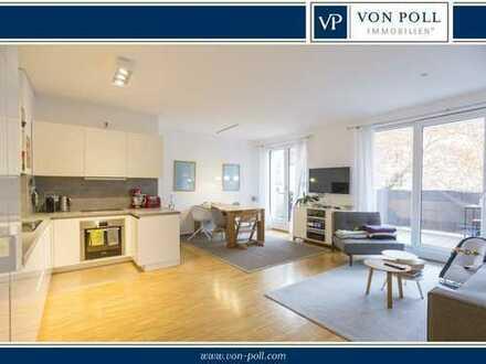 Luxuriöse 3-Zimmer-Wohnung mit hochwertiger Ausstattung