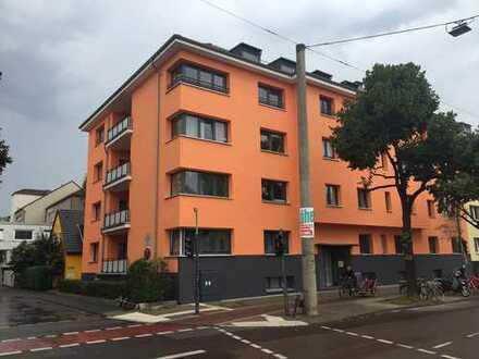 -- BRAUNSFELD/Nähe Stadtwald -- großzügige 4-Zi-Whg mit 2 Balkonen -- bitte auch Sonstiges lesen --