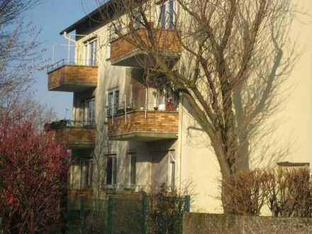 2 Zimmer Wohnung mit Balkon in Friedberg