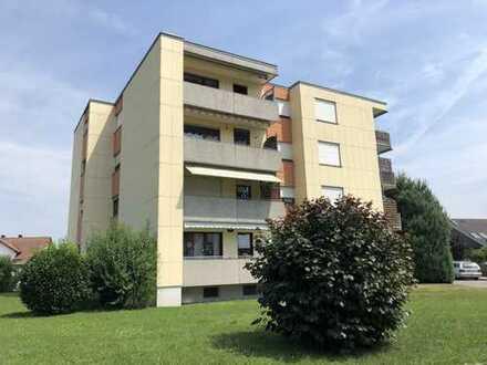 Schöne 3 Zimmer-Wohnung in Baienfurt mit unverbaubarem Weitblick