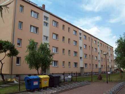 3-Raum-Wohnung 3. OG in ländlicher ruhiger Umgebung