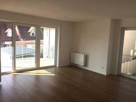 Helle und neuwertige 2-Zimmer-Wohnung in Woringen