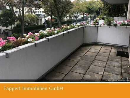 Köln-Lindenthal, Stadtwaldnähe, wunderschöne 3 Zimmer-Wohnung mit 2 Balkonen