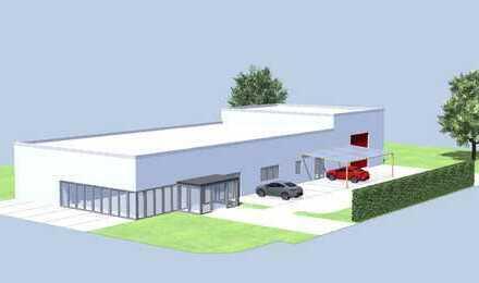 Zukunftsstandort IN-KOM Südwest - Erstbezug für Büroräume