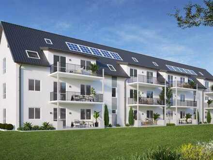 Neubau! Barrierefrei! Hier erwartet Sie eine 3,5-Zimmer-Wohnung in Wustermark/OT Elstal!