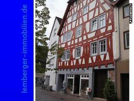 Ein Schmuckstück in der historischen Altstadt von Hirschhorn