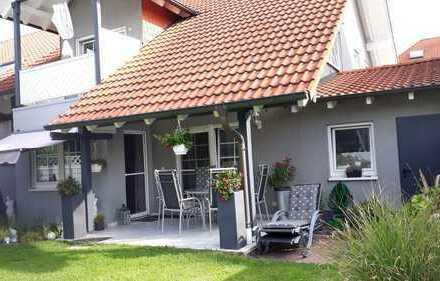 Gepflegtes Zweifamilienwohnhaus in ruhiger Lage von Hockenheim