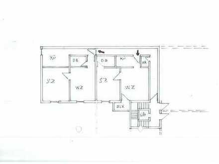 Preisgünstigee 4 Zimmer Wohnung in Wachtberg - Niederbachem