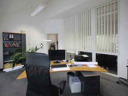 Repräsentative Gewerbefläche in direkter Nähe zur A45. Nebenkosten unter 1 Eur/m²