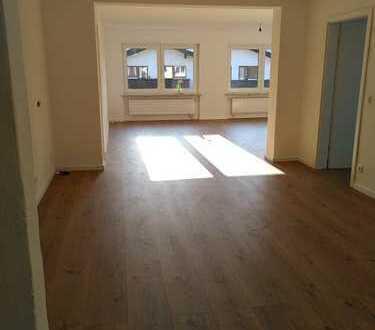 Erstbezug nach Sanierung: attraktive 5 Zimmer-Wohnung mit Garten in Bad Tölz