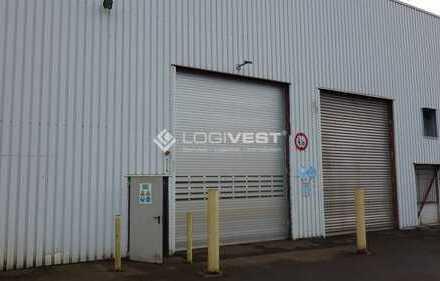 Lager- und Produktionshalle an der B299