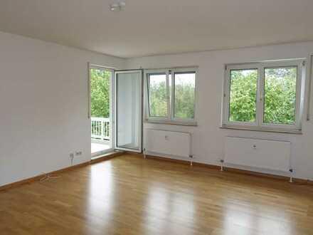 Gepflegte 3 Zimmer Wohnung mit Balkon, Bamberg Nähe Klinikum