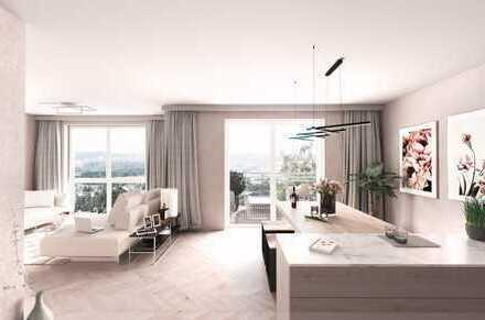 Großzügige 3-Zimmer-Wohnung mit Sonnenbalkon (Wohnung 3, 1.OG)