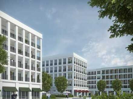 Helle 3 Zimmerwohnung mit großem Südbalkon /bis 416 EURO Förderung im Monat möglich