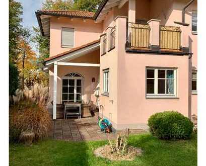Traumhafte 4 – Raum Maisonettewohnung mit Terrasse und Garage