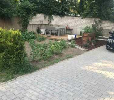 Schöne und gepflegte 2 Zimmer Wohnung mit romantischem Garten!