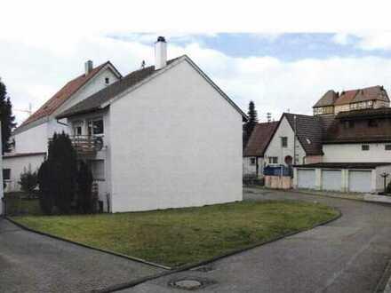 Bauplatz für ein 2-Familienhaus in Talheim