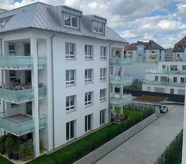 Besichtigen-Kaufen- Einzug !Traumhafte 4 Zimmerwohnung im 1. Obergeschoss (A6), Erstbezug!
