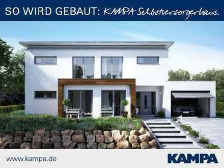 """""""Im eigenen Haus Wohnen"""" schlüsselfertige Doppelhaushälfte Ohne Energiekosten"""