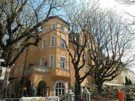 2-Zimmer-Wohnung mit kleiner Dachterrasse in Neuhausen