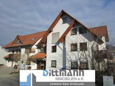 Schmucke 2-Zimmer-Wohnung in Ebingen