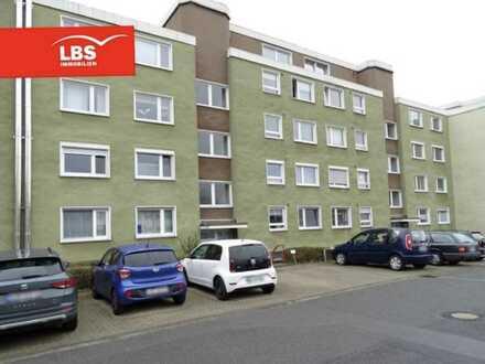 Vermietete Ein-Zimmer Wohnung in Braunschweig-Mascherode