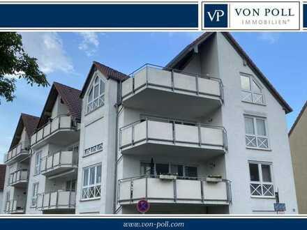 Gepflegte Eigentumswohnung in ruhiger Lage von Hagen / Boele